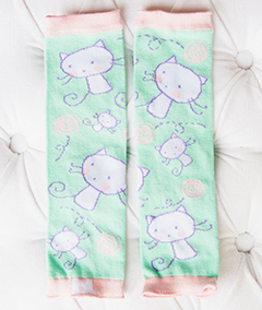 Baby Leggings - Meow