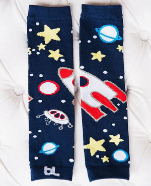 Baby Leggings - Rocket