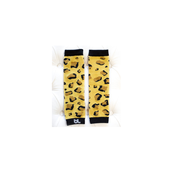Baby Leggings - Cheetah Neutral