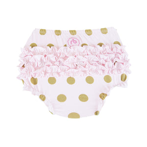 Ruffle Buns Diaper Cover - Sparkles