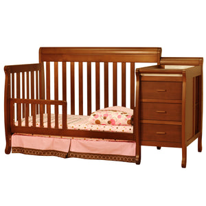 AFG Kimberly 4-in-1 Convertible Crib and Changer Combo - 518 -  AFG Furniture International All Cribs - Nurzery.com - 8