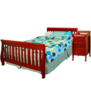 AFG Kimberly 4-in-1 Convertible Crib and Changer Combo - 518 -  AFG Furniture International All Cribs - Nurzery.com - 12