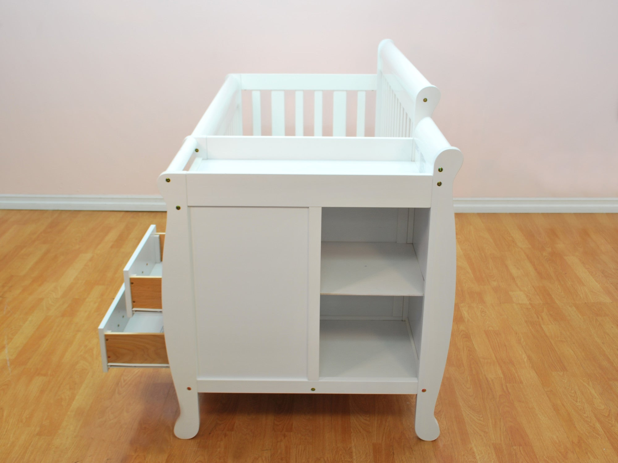 ... AFG Kimberly 4 In 1 Convertible Crib And Changer Combo   518   AFG ...