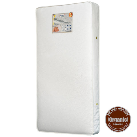 AFG Athena 260 Coil Mattress - MT-260 -  AFG Furniture International Nursery Accessories - Nurzery.com