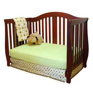 AFG Furniture Desiree Convertible Crib - 309 -  AFG Furniture International All Cribs - Nurzery.com - 7