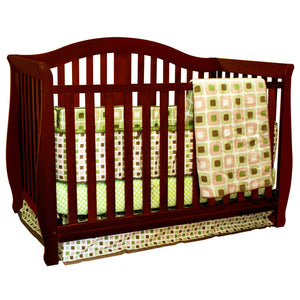 AFG Furniture Desiree Convertible Crib - 309 -  AFG Furniture International All Cribs - Nurzery.com - 5