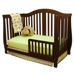 AFG Furniture Desiree Convertible Crib - 309 -  AFG Furniture International All Cribs - Nurzery.com - 4