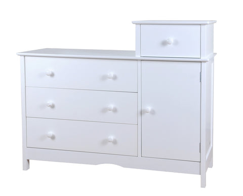 AFG Molly Dresser/Changing Table - 560 - White AFG Furniture International Nursery Furniture - Nurzery.com - 1