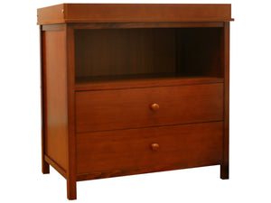 AFG International Amber 2 Drawer Changer - 007 - Light Espresso AFG Furniture International Dresser - Nurzery.com - 2