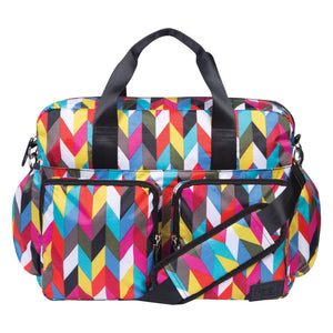 French Bull® - Ziggy Condensed Deluxe Duffle Diaper Bag