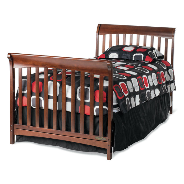 Child Craft Ashton 4 In 1 Mini Convertible Crib Nurzery Com
