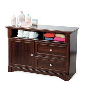 Child Craft Updated Classic Dressing Bureau F01333.85 -  Child Craft Dresser - Nurzery.com - 1