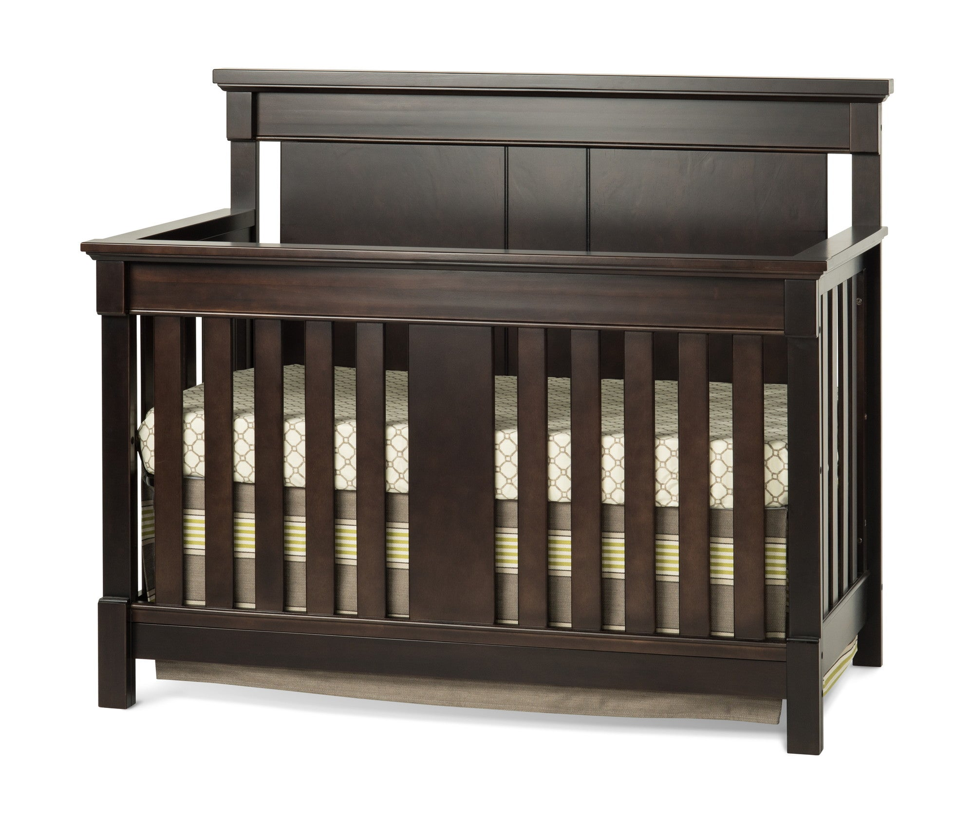 in bertini natural tcrop cribs rustic toddler products baby crib pembrooke convertible