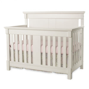 Child Craft Bradford Convertible Crib 4 in 1 F32401 - Matte White Child Craft All Cribs - Nurzery.com - 3