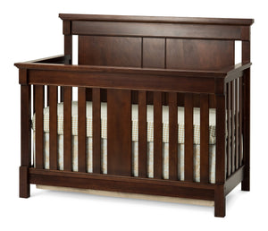 Child Craft Bradford Convertible Crib 4 in 1 F32401 - Select Cherry Child Craft All Cribs - Nurzery.com - 5