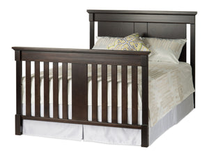 Child Craft Bradford Convertible Crib 4 in 1 F32401 -  Child Craft All Cribs - Nurzery.com - 4