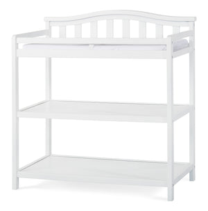 Child Craft Camden Changing Table F01216.07 - Matte White Child Craft All Cribs - Nurzery.com - 4
