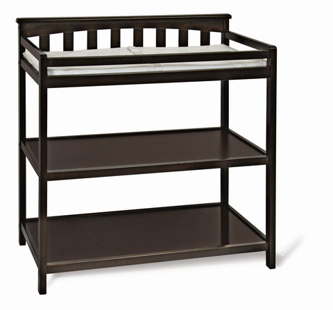 Child Craft Nursery Changing Table F01116.07 - Jamocha Child Craft Dresser - Nurzery.com - 1