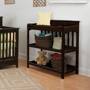 Child Craft Logan Changing Table F04716.07 -  Child Craft All Cribs - Nurzery.com - 1