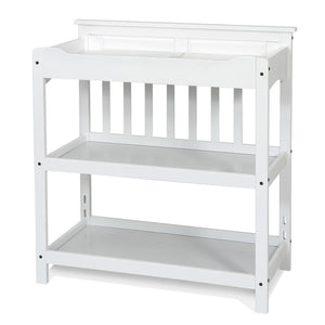 Child Craft Logan Changing Table F04716.07 - Matte White Child Craft All Cribs - Nurzery.com - 5