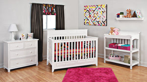 Child Craft Logan Changing Table F04716.07 -  Child Craft All Cribs - Nurzery.com - 6