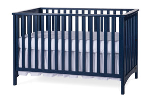 Child Craft London Traditional Euro Crib F10031 - Nautical Blue Child Craft All Cribs - Nurzery.com - 5