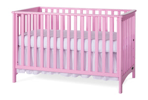 Child Craft London Traditional Euro Crib F10031 - Princess Pink Child Craft All Cribs - Nurzery.com - 8