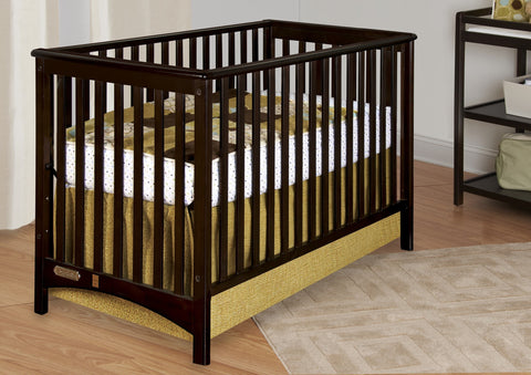 Child Craft London Traditional Euro Crib F10031 - Jamocha Child Craft All Cribs - Nurzery.com - 1