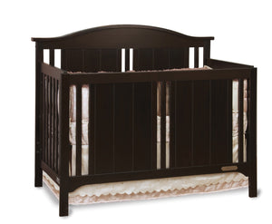 Child Craft Watterson 4-in-1 Convertible Crib - Jamocha F38711.07 -  Child Craft All Cribs - Nurzery.com - 1