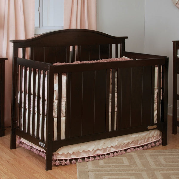 Child Craft Watterson 4 In 1 Convertible Crib Jamocha