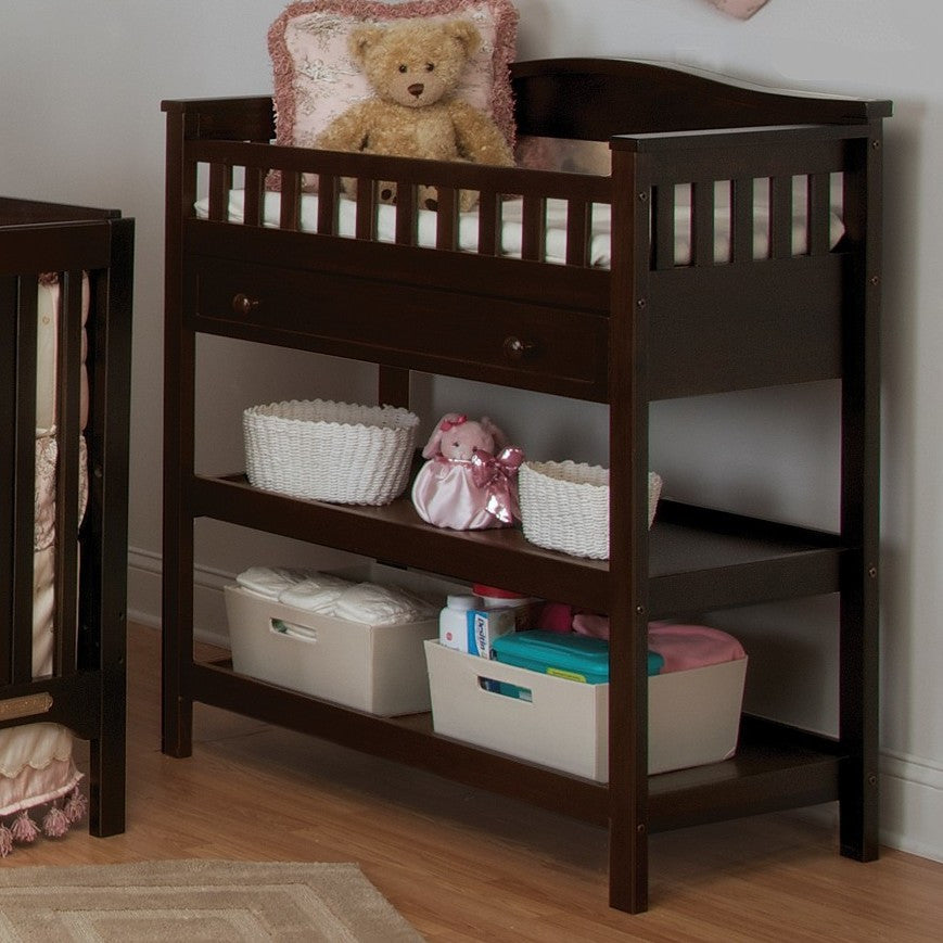 Child Craft Watterson Changing Table With Drawer F08726 07