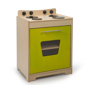 Whitney Brothers Contemporary Stove WB6420 -  Whitney Bros Play Housekeeping - Nurzery.com