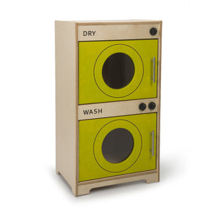 Whitney Brothers Contemporary Washer / Dryer WB6450 -  Whitney Bros Play Housekeeping - Nurzery.com