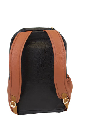 Itzy Ritzy - Coffee & Cream Boss Backpack™ Diaper Bag