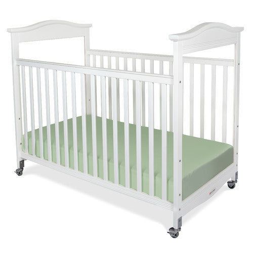 Foundations Biltmore Full Size Clearview Crib White