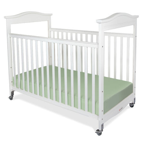 Foundations Biltmore Full Size Clearview Crib White - 1812120 -  Foundations All Cribs - Nurzery.com