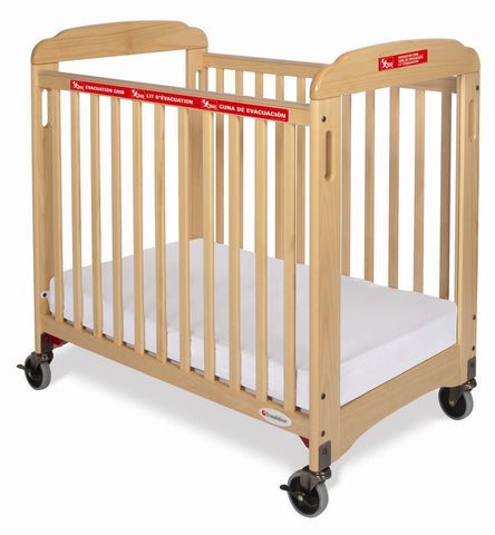 Foundations Compact Crib Natural - 1932047 -  Foundations All Cribs - Nurzery.com
