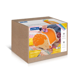 Guidecraft Hide and Play Hedgehog Tissue Box (G5080)