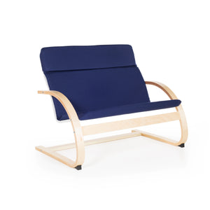 Guidecraft - Nordic Couch Blue - G6452K