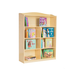 Guidecraft - 5 Shelf Bookshelf - G6476