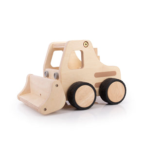 Guidecraft Wooden Front Loader (G6720)