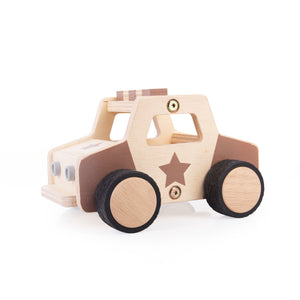 G6724_Wooden_Police_Car_1