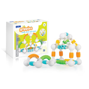 Grippies® Shake, Build and Curve - 70 pc. set (G8324)