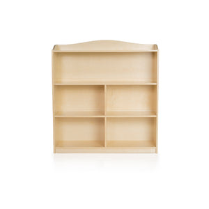 Guidecraft - 4 Shelf Bookshelf - G97013
