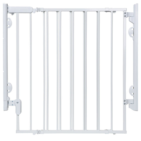 Safety 1ˢᵗ Ready to Install Top of Stairs Gate - White - GA110WHO1