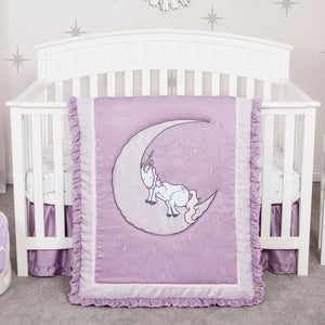 Trend Lab® - Unicorn Dreams - 3 Piece Crib Bedding Set