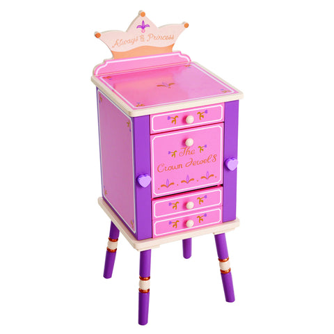 Levels of Discovery Princess Jewelry Cabinet - LOD20043 -  Levels of Discovery Furniture - Nurzery.com - 1