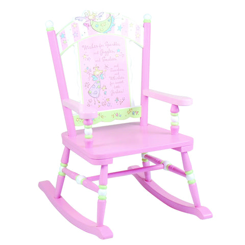 Levels of Discovery Fairy Wishes Rocker - LOD61000 -  Levels of Discovery Furniture - Nurzery.com - 1