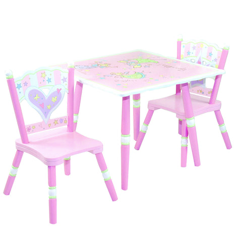 Levels of Discovery Fairy Wishes Table & 2 Chair Set - LOD61002 -  Levels of Discovery Furniture - Nurzery.com - 1