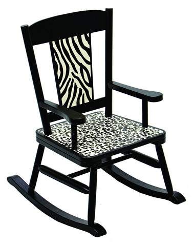 Levels of Discovery Wild Side Rocker - LOD71000 -  Levels of Discovery Furniture - Nurzery.com